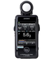 Sekonic L478DR Flash Light Meter