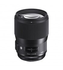 Sigma 135mm F1.8 DG HSM Art Lens for Canon EF