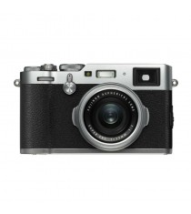 Fujifilm FinePix X100F Silver Digital Camera