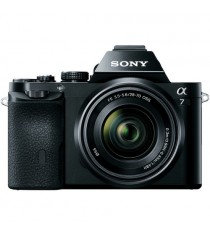 Sony Alpha A7 ILCE-7K with FE 28-70mm f3.5-5.6 OSS Lens