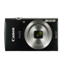Canon IXUS 185 Black Digital Compact Camera