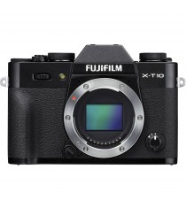Fujifilm X-T10 Mirrorless Body Black Digital Camera
