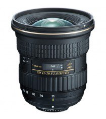 Tokina AT-X 11-20mm f/2.8 PRO DX (Nikon) Lens