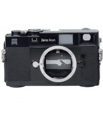 Zeiss Ikon Body Black Rangefinder Camera