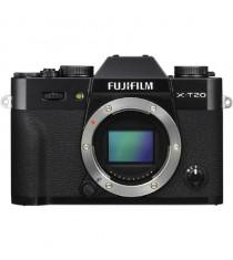 Fujifilm X-T20 Mirrorless Body Black Digital Camera