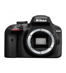 Nikon D3400 Body Black Digital SLR Camera (Kit Box)