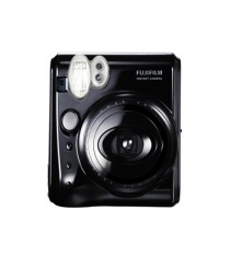 Fuji Film Instax Mini 50S Piano Black Instant Camera