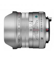 Pentax FA31mm F1.8 AL Limited (Silver) Lens