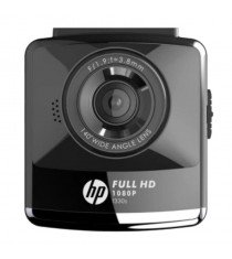 HP F330s Full HD Car Camcorder (Black)