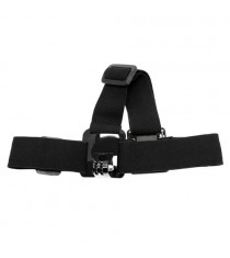 Maximal Power CA GP Helmet Strap for GoPro (Black)