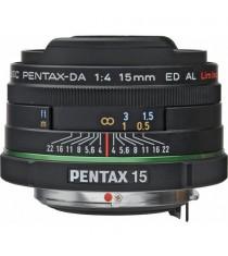 Pentax SMC PENTAX-DA 15mm F4 ED AL Limted Lens