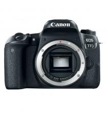 Canon EOS 77D Body Black Digital SLR Camera