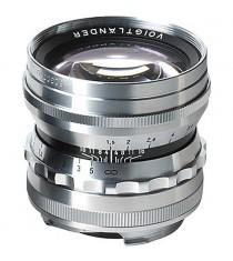 Voigtlander NOKTON 50mm F1.5 Aspherical VM (Silver) Lens