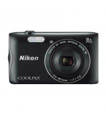 Nikon Coolpix A300 Black Digital Camera