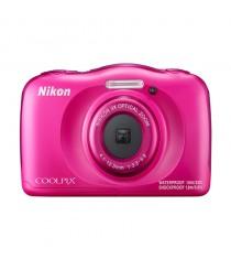 Nikon Coolpix W100 Pink Digital Compact Camera