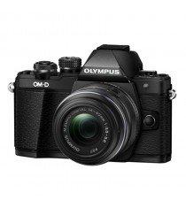 Olympus OM-D E-M10 II Black Digital Camera with 14-42mm EZ Lens Kit
