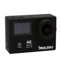 Samurai Ninja Pro Black 4K Action Camera