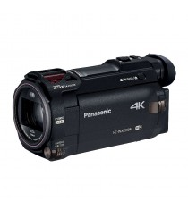 Panasonic HC-WXF990M 4K Ultra HD Black Camcorder