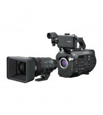Sony PXW-FS7K II 4K XDCAM Super 35mm with 18-110mm Lens Black Camcorder