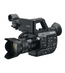 Sony PXW-FS5K  with 18-105mm Lens Black Camcorder