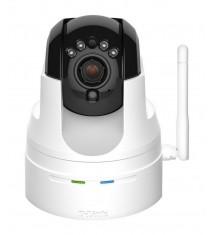 D-Link DCS-5222L Pan and Tilt HD Network Camera White/Black