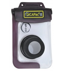 Dicapac WP-310 Compact Camera Case Brown