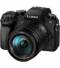 Panasonic Lumix DMC-G7 with 14-140mm Micro Four Thirds Mirrorles Digital Camera