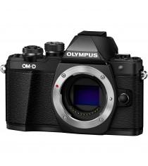 Olympus OM-D E-M10 Mark II Body Black Digital SLR Camera (Kit Box)