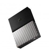 WD My Passport Ultra WDBFKT0020BGY-CESN 2TB External Hard Drive (Gray)