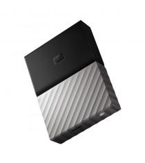 WD My Passport Ultra WDBTLG0010BGY-CESN 1TB External Hard Drive (Grey)