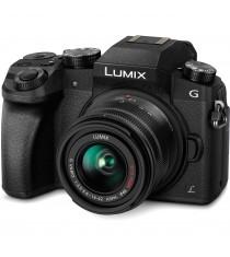 Panasonic Lumix DMC-G7K with 14-42mm Lens Black Mirrorless Micro 4/3 Digital Camera