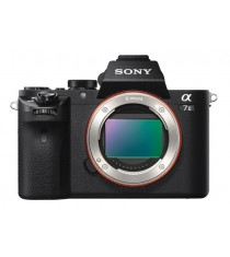 Sony Alpha 7II ILCE-7M2 Black Body Only Mirrorless Digital SLR Camera