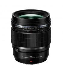 Olympus M.Zuiko Digital ED 25mm f/1.2 PRO Lens (Black)