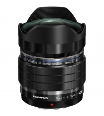 Olympus M.Zuiko Digital 8mm f1.8 Fisheye PRO Lens