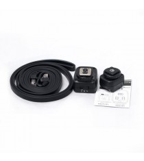 Pixel PF-801 Combined Off Camera Cable for Canon 0.3 meter