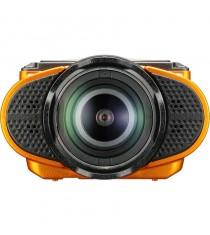 Ricoh WG-M2 Orange Action Digital Camera