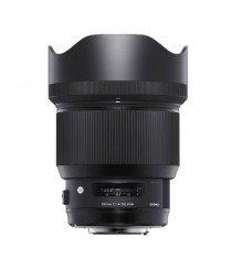 Sigma 85mm f/1.4 DG HSM Art Lens (Canon)