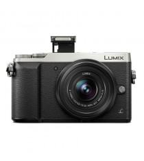 Panasonic Lumix DMC-GX85K with 12-32mm Lens Silver Digital Camera