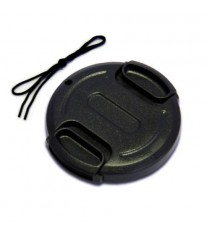 Maximal Power 43mm Snap-On Lens Cap Black