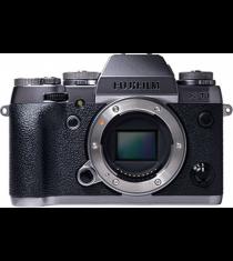 Fuji Film X-T1 Mirrorless Body Silver Digital Camera