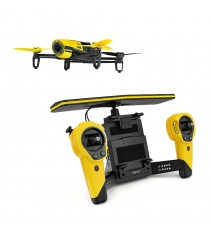 Parrot Bebop Drone with Skycontroller (Yellow)